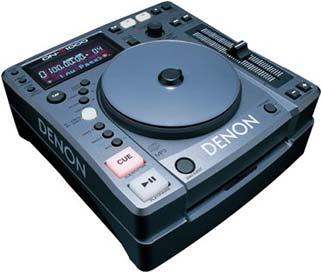 Platine CD : Denon DN-S1000